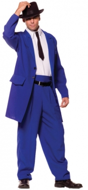 1940s Mens Clothing Mens Zoot Suit $69.97 AT vintagedancer.com