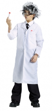 Vintage Style Children's Clothing: Girls, Boys, Baby, Toddler Child Lab Coat $30.29 AT vintagedancer.com