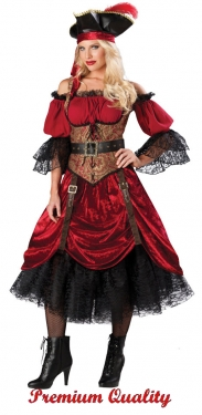 Women's Pirate Costume