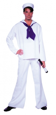 1940s Mens Clothing Mens Sailor Costume $101.97 AT vintagedancer.com