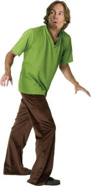 60s Style: How to Recreate the Outfits Mens Shaggy Costume $52.99 AT vintagedancer.com