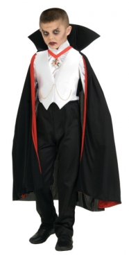 Vintage Style Children's Clothing: Girls, Boys, Baby, Toddler Boys Dracula Costume $49.99 AT vintagedancer.com