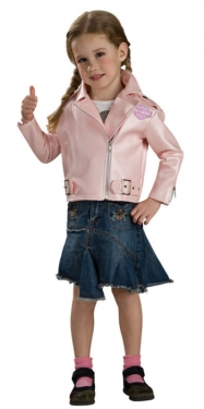 Vintage Style Children's Clothing: Girls, Boys, Baby, Toddler Girls Harley Davidson Pink Jacket $19.99 AT vintagedancer.com