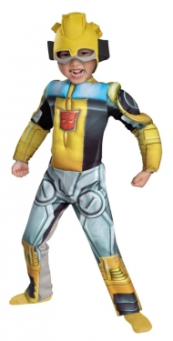 Transformers Bumblebee Boy's Costume