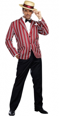 1930s Men's Clothing Mens Good Time Charlie Costume $65.97 AT vintagedancer.com