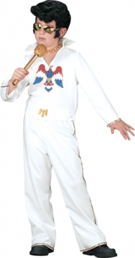 Vintage Style Children's Clothing: Girls, Boys, Baby, Toddler Boys Elvis Costume $35.99 AT vintagedancer.com