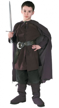 Boy's Lord of the Rings Aragorn Costume