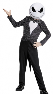Vintage Style Children's Clothing: Girls, Boys, Baby, Toddler Boys Jack Skellington Costume $36.99 AT vintagedancer.com