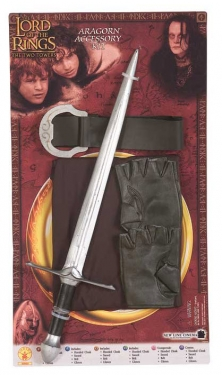 Lord of the Rings Aragorn Accessory Kit