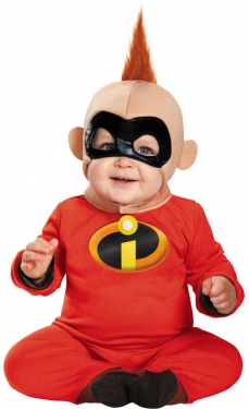 The Incredibles Baby Jack Jack Costume