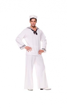 1940s Mens Clothing Mens Sailor Costume $37.99 AT vintagedancer.com