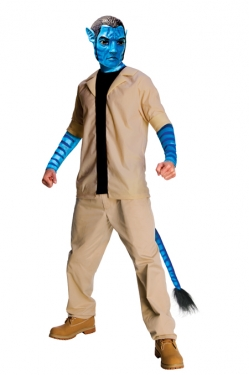Men's Avatar Costume