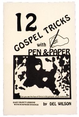 12 Gospel Tricks with Pen & Paper Twelve excellent effects on ways to lift up Jesus. Each lesson has a scripture and a story such as Jacob's Dream, Five Little Words and more. 27 pages.