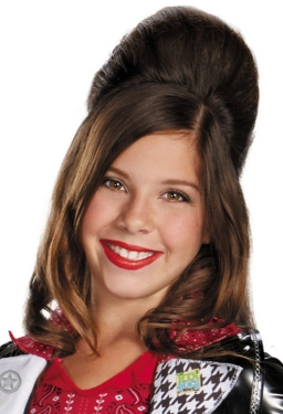 Vintage Hair Accessories: Combs, Headbands, Flowers, Scarf, Wigs Teen Beach Mckenzie Wig $32.59 AT vintagedancer.com
