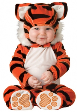 Infant Tiger Tot Costume