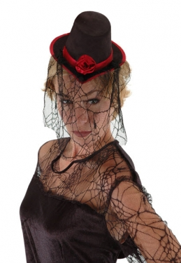 Steampunk Hats | Top Hats | Bowler Victorian Top Hat $14.99 AT vintagedancer.com