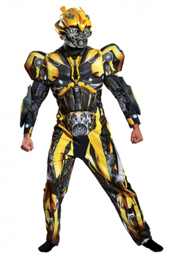 Men's Transformers Bumblebee Costume
