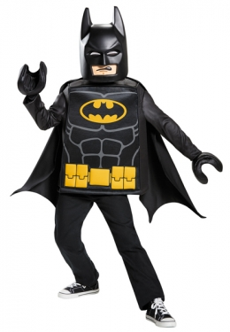 Boy's Lego Batman Costume