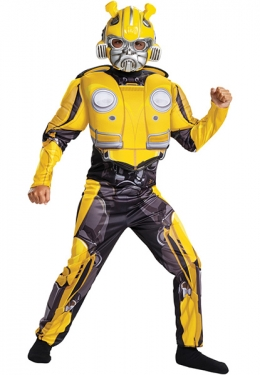 Child's Transformers Bumblebee Costume
