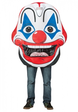 Adult Clown Mouth Costume