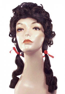 Frontier Lady Wig
