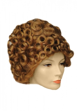 Vintage Hair Accessories: Combs, Headbands, Flowers, Scarf, Wigs Adult Teased Up Beehive Wig $49.99 AT vintagedancer.com