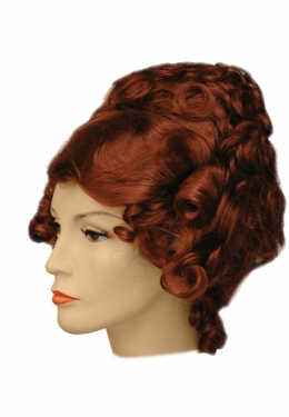 Vintage Hair Accessories: Combs, Headbands, Flowers, Scarf, Wigs Adult Big Momma Beehive Wig $38.99 AT vintagedancer.com