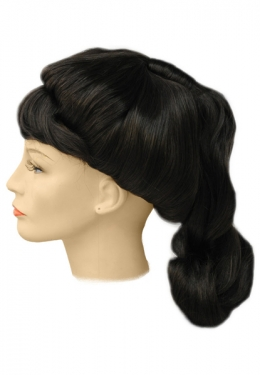 Vintage Hair Accessories: Combs, Headbands, Flowers, Scarf, Wigs Adult Barbie Beehive Wig $59.99 AT vintagedancer.com