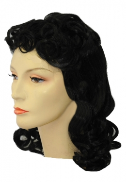 Vintage Hair Accessories: Combs, Headbands, Flowers, Scarf, Wigs Adult Movie Queen Wig $51.99 AT vintagedancer.com