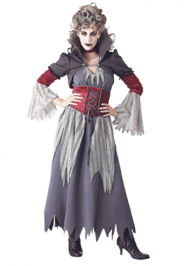 1900s, 1910s, WW1, Titanic Costumes Womens Edwardian Ghost Costume $42.99 AT vintagedancer.com