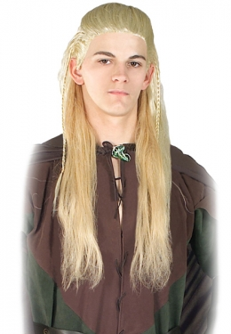 The Lord of the Rings Legolas Wig