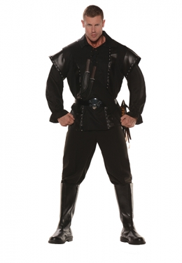 Adult Scoundrel Pirate Costume