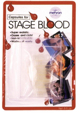 Capsules For Blood