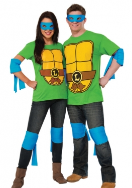Adult's TMNT Leonardo Costume Kit