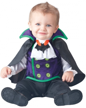 Infant Count Cutie Costume