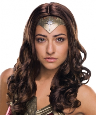 Dawn of Justice Wonder Woman Deluxe Wig