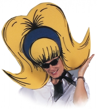Foam Bouffant Hat