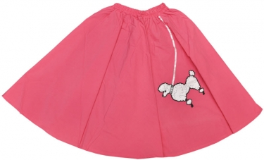 Vintage Style Children's Clothing: Girls, Boys, Baby, Toddler Girls Poodle Skirt $51.99 AT vintagedancer.com