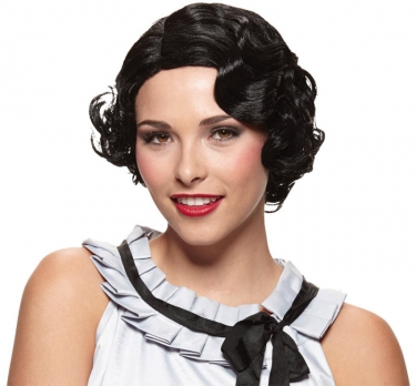 10 Easy 1920s Costumes You Can Make Gatsby Girl Adult Wig $19.49 AT vintagedancer.com