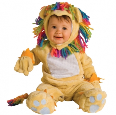 Infant Fearless Lion Costume
