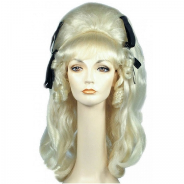 Vintage Hair Accessories: Combs, Headbands, Flowers, Scarf, Wigs Vamp 60s Wig $41.99 AT vintagedancer.com