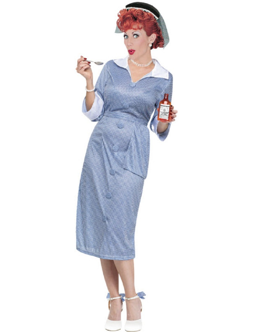 Women s I Love Lucy Costume 788677015342  c1498ee2a3
