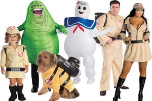 Ghostbusters Group Costumes Ghostbusters Group Costumes  sc 1 st  Halloween Costumes - Halloween Express & Group Costume Ideas for Halloween 2017
