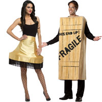 A Christmas Story Couples Costumes  sc 1 st  Halloween Costumes - Halloween Express : christmas themed costume ideas  - Germanpascual.Com