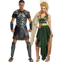 Couples halloween costume ideas for halloween 2017 medusa perseus couples costumes solutioingenieria Images